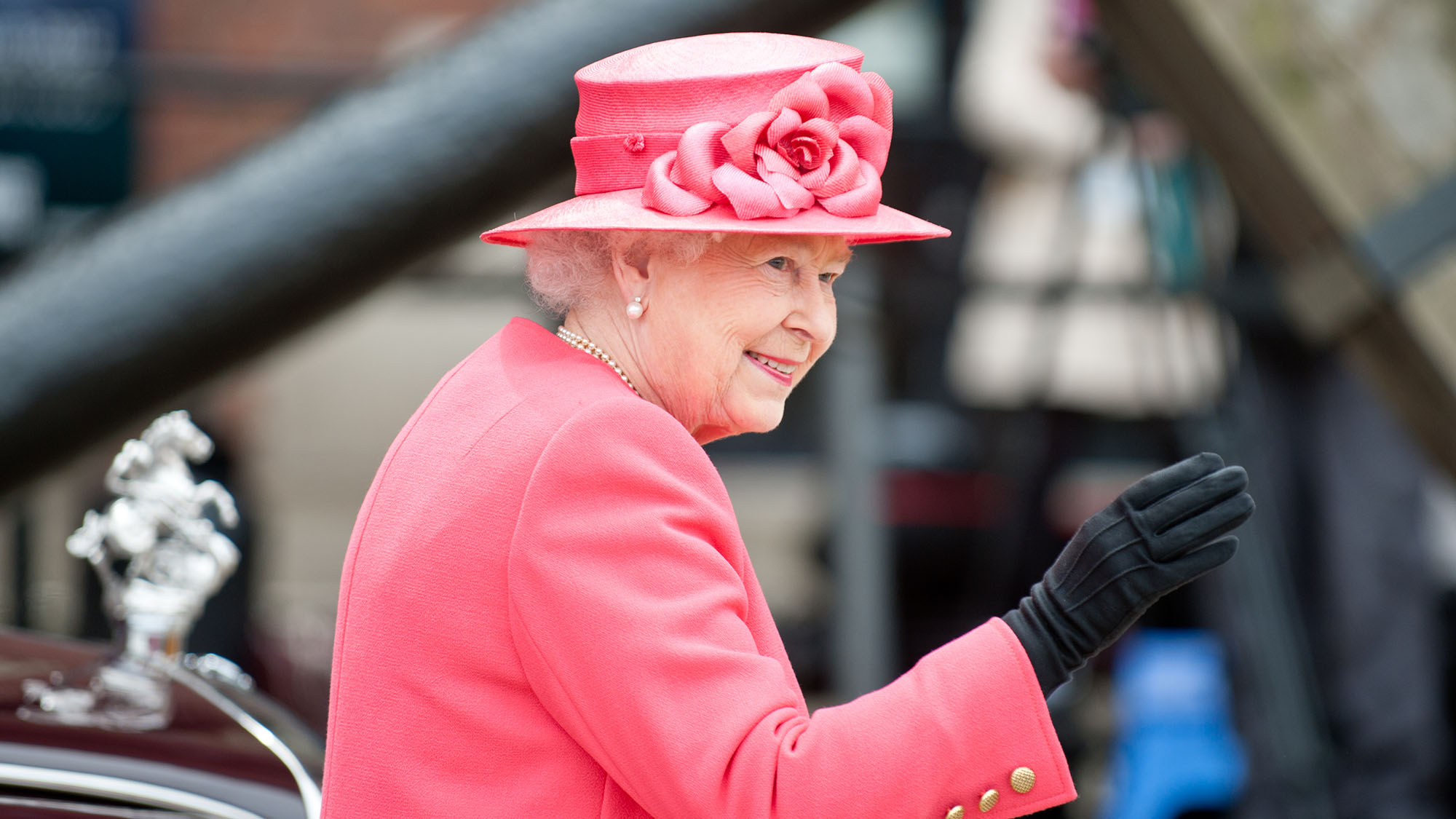 Why does the Queen celebrate her birthday twice?