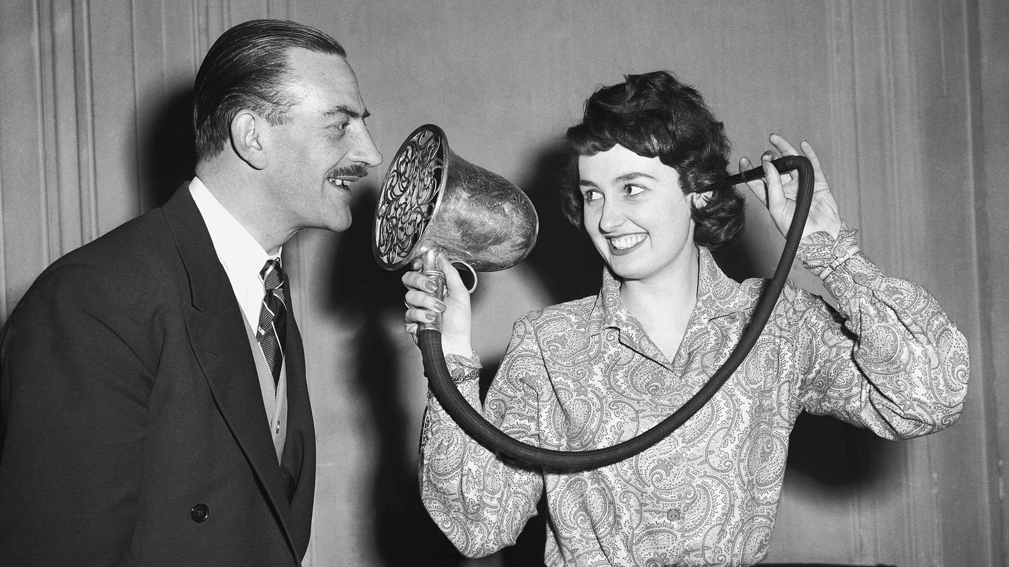 What people did before hearing aids