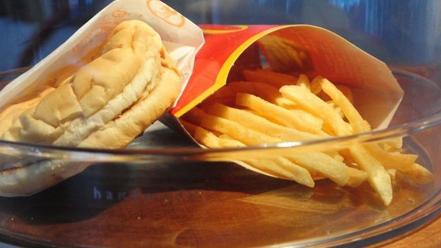 6 years on this McDonald's burger sold in Iceland still hasn't decayed