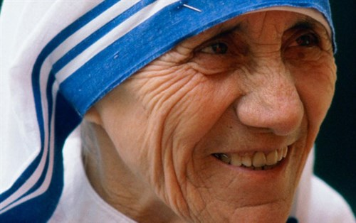 Mother Teresa Two