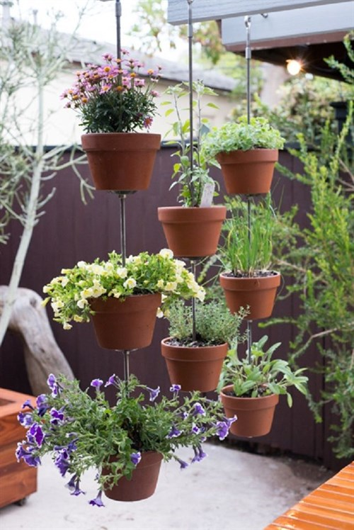 Gallery 10 Hanging Basket Ideas For Your Flowers Oversixty