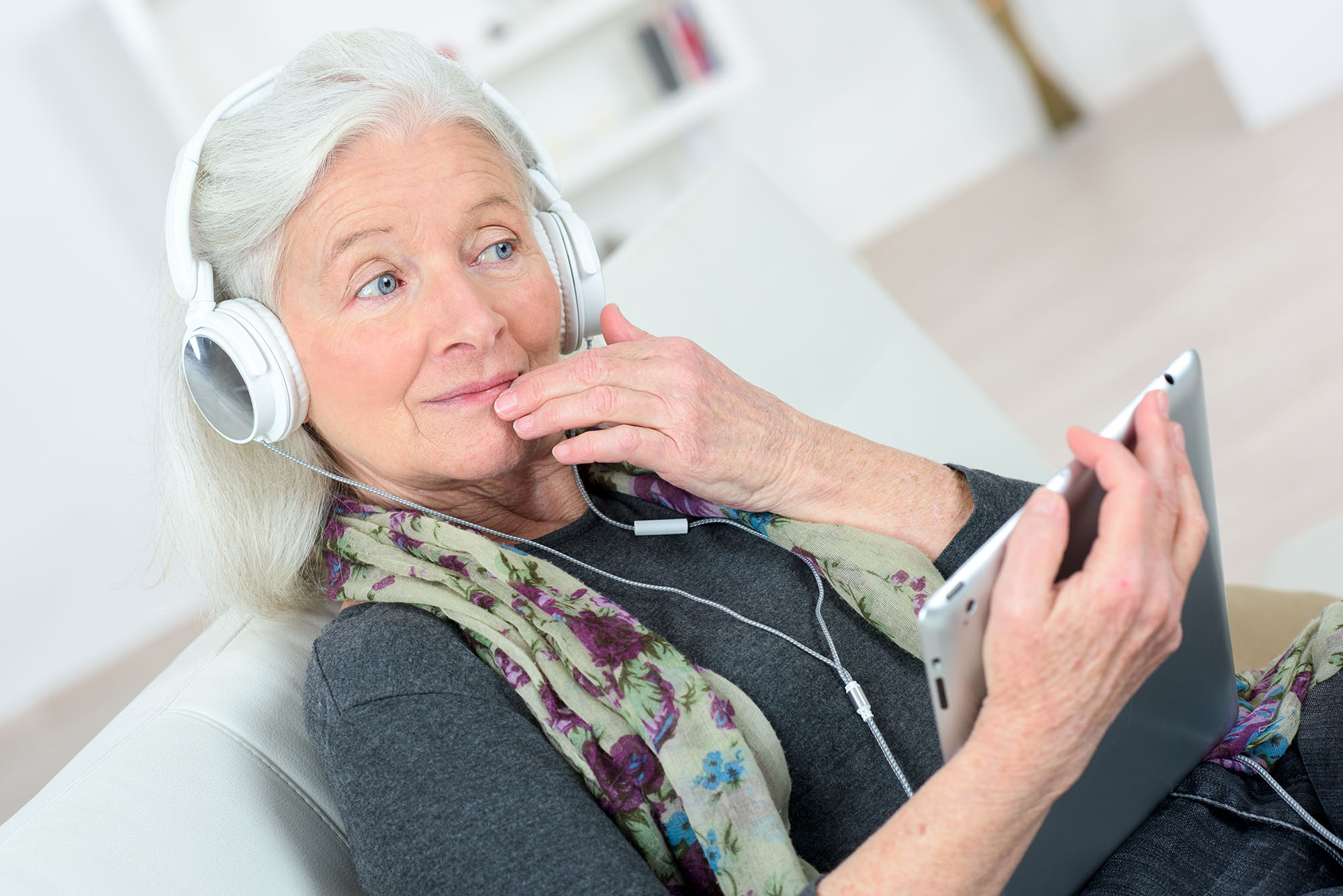 Revolutionary apps for people with hearing loss