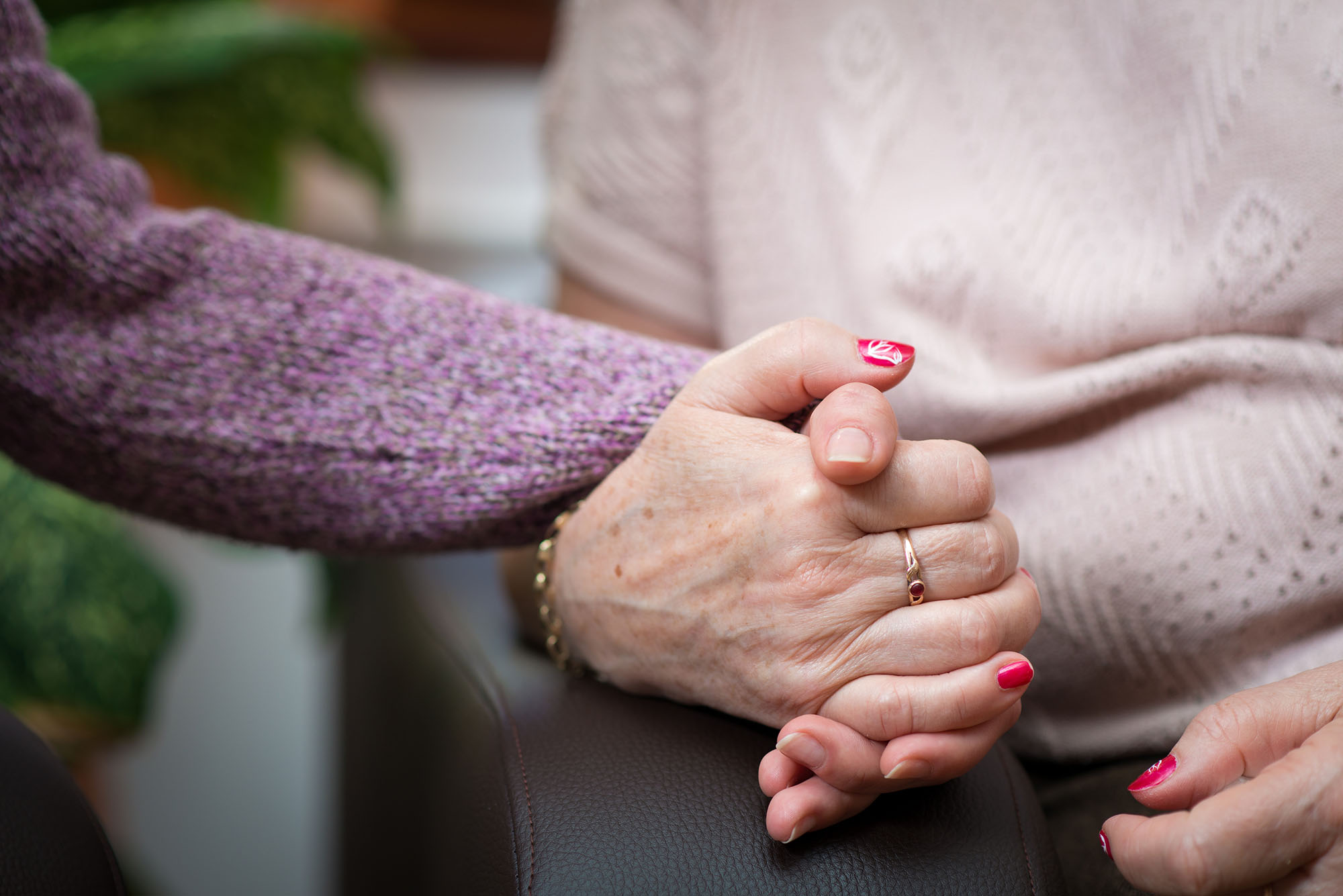 5 simple steps to effectively manage carer's stress