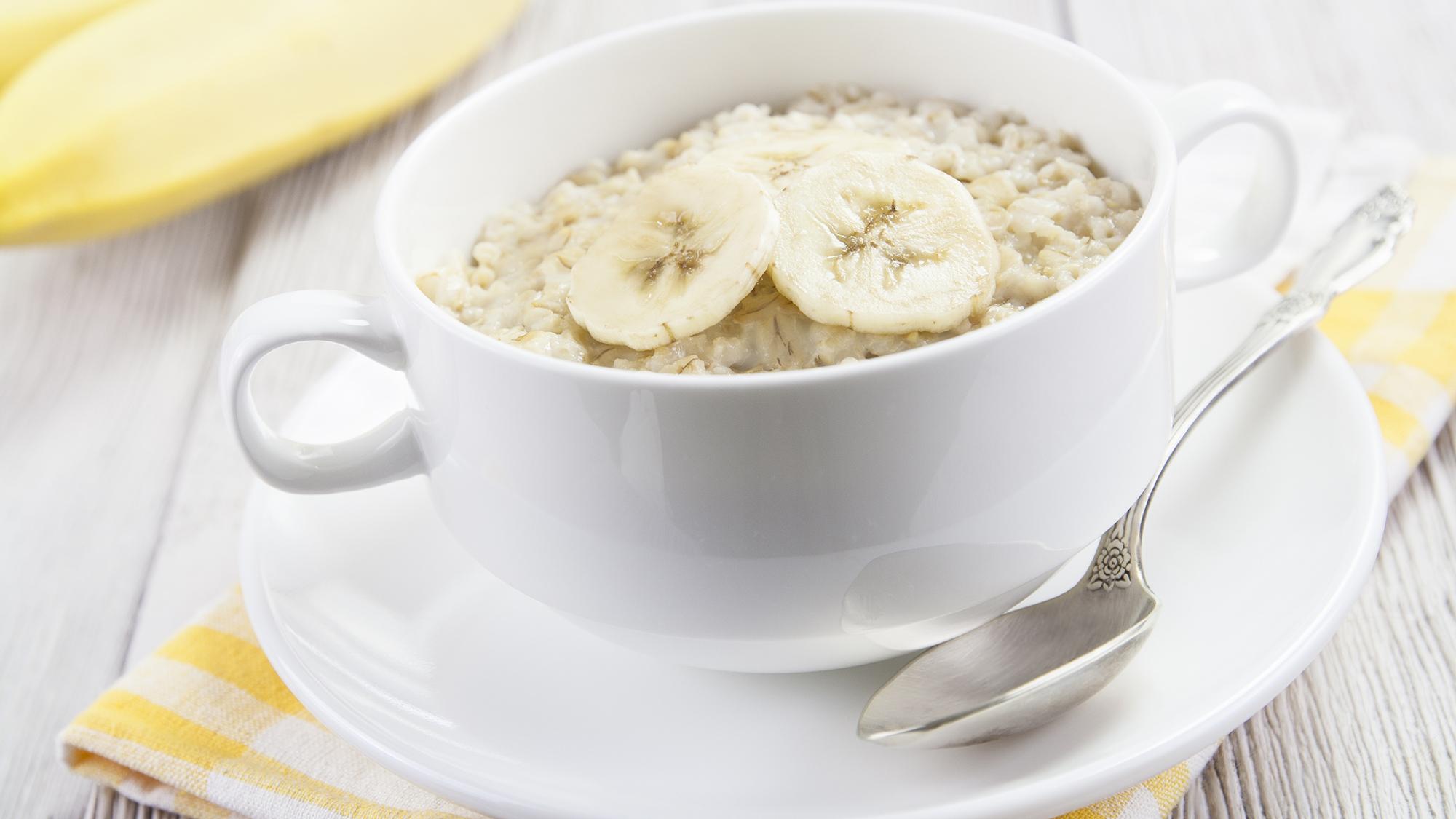 Fibre-rich breakfast ideas