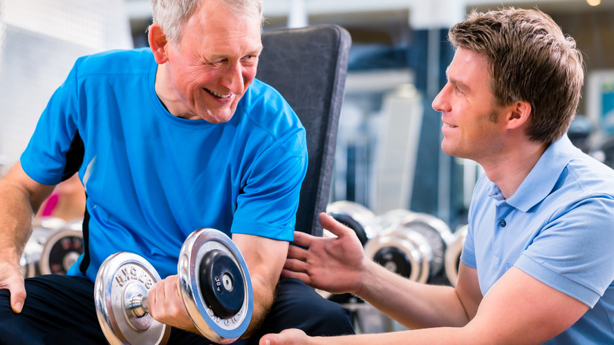 Can exercise damage your hearing?