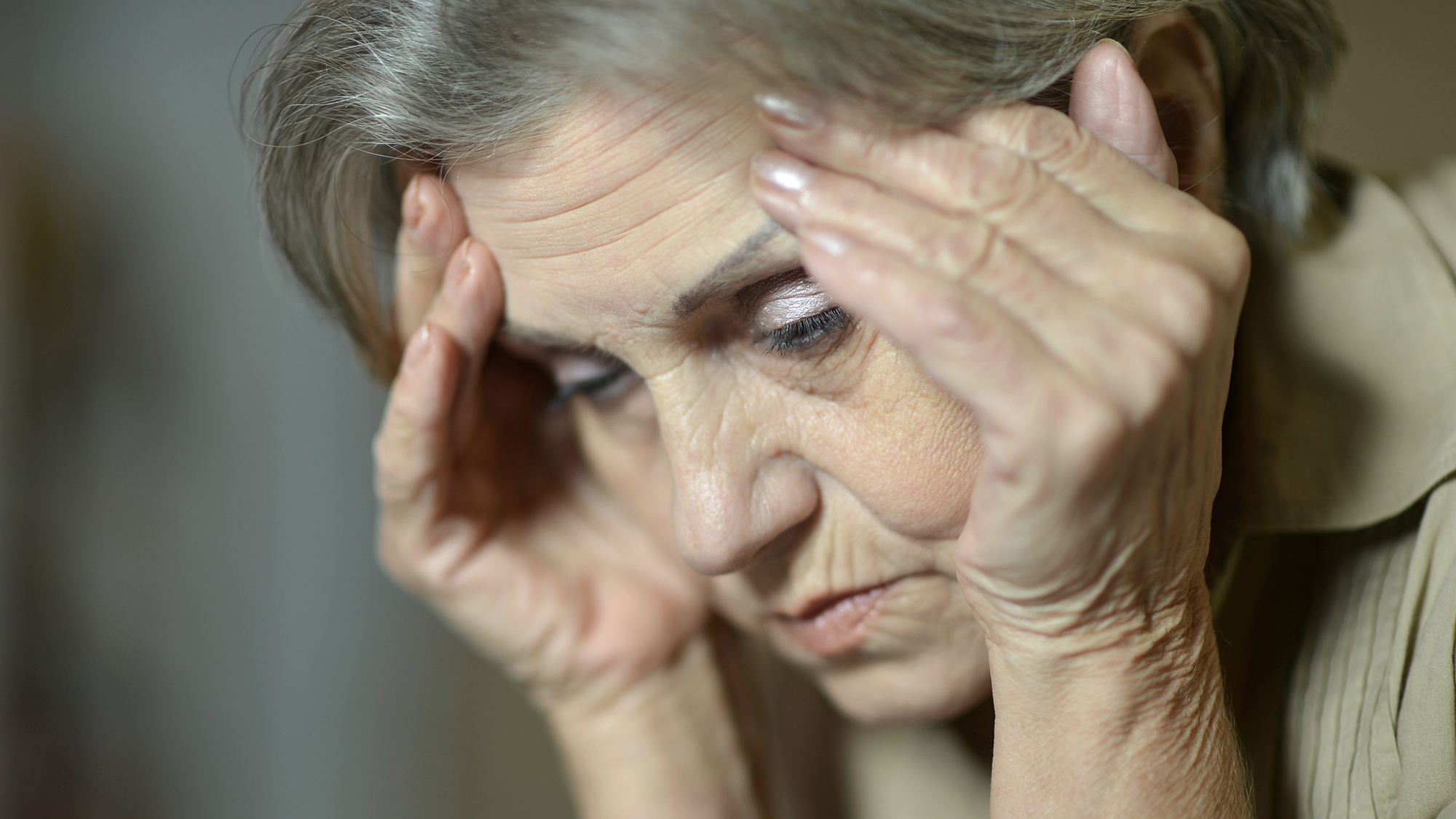 New research links Alzheimer's risk with negative thoughts about ageing