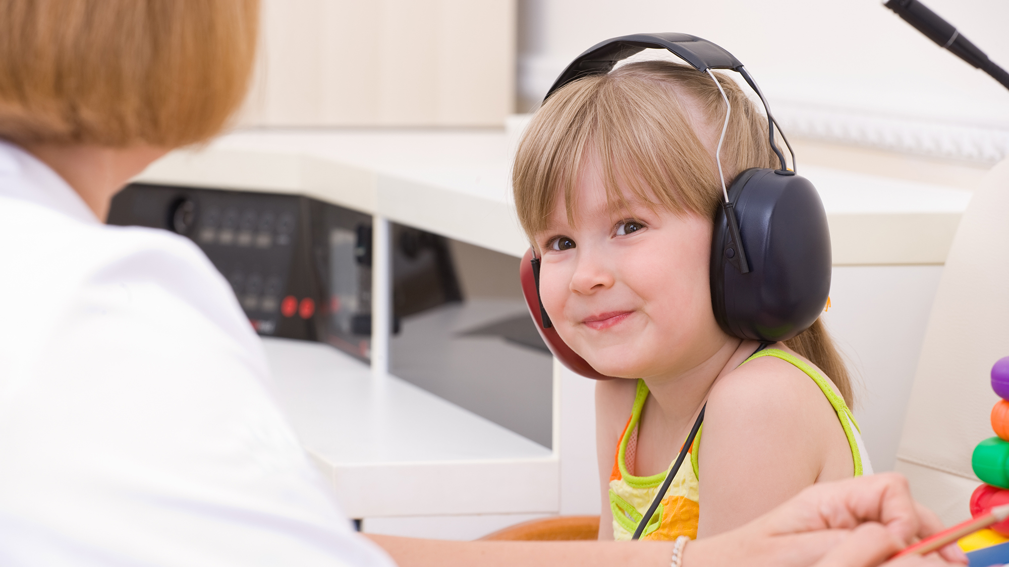 Study highlights importance of hearing tests