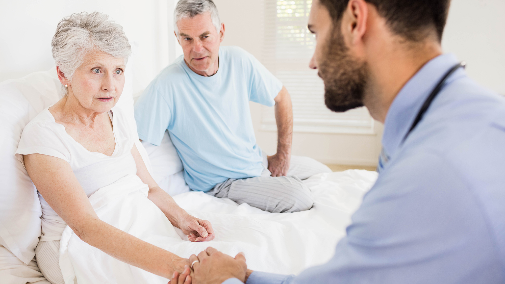 How to talk to loved ones about a serious illness diagnosis