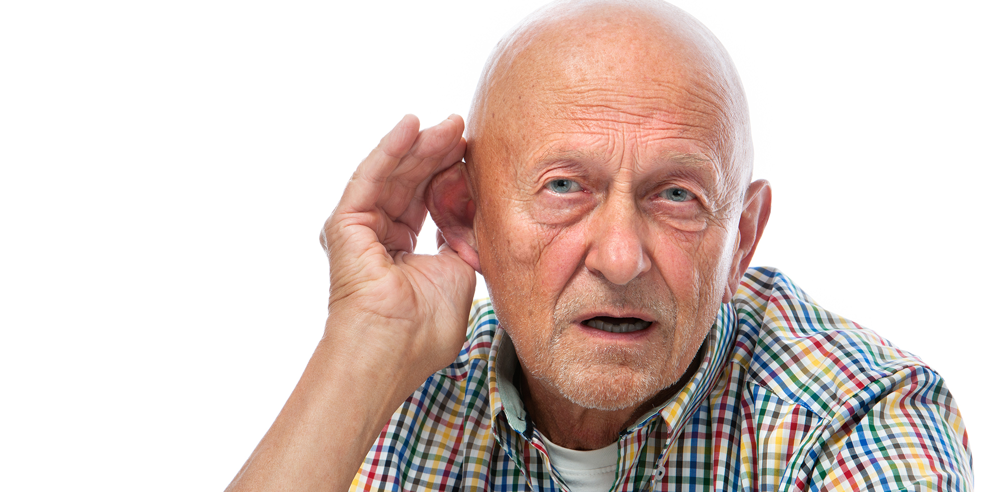 Managing hearing loss is more than getting hearing aids