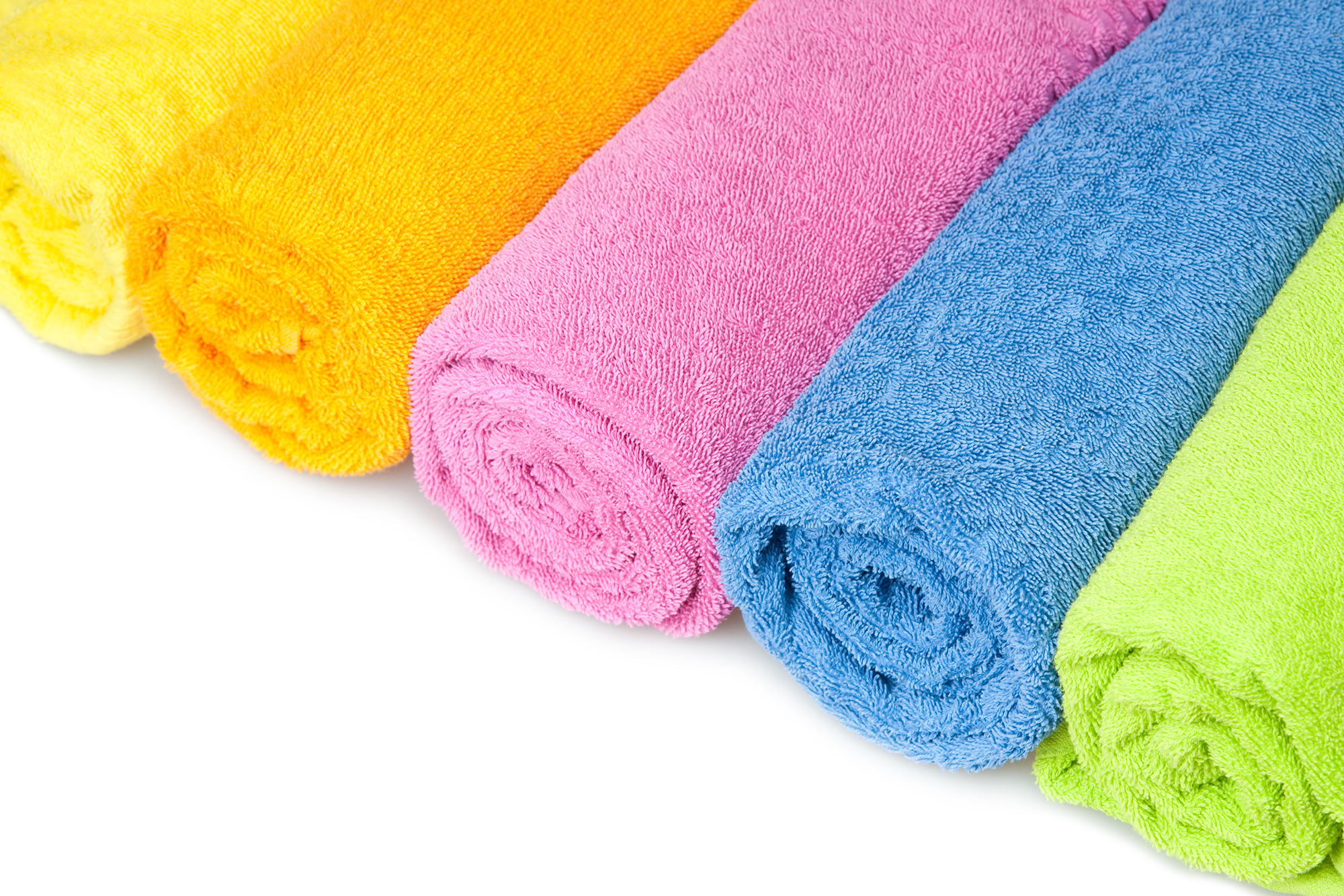 5 secrets to keeping your towels fluffy