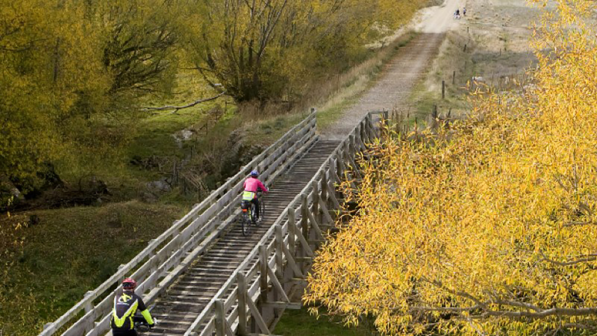 Why you need to visit the spectacular Otago Central Rail Trail