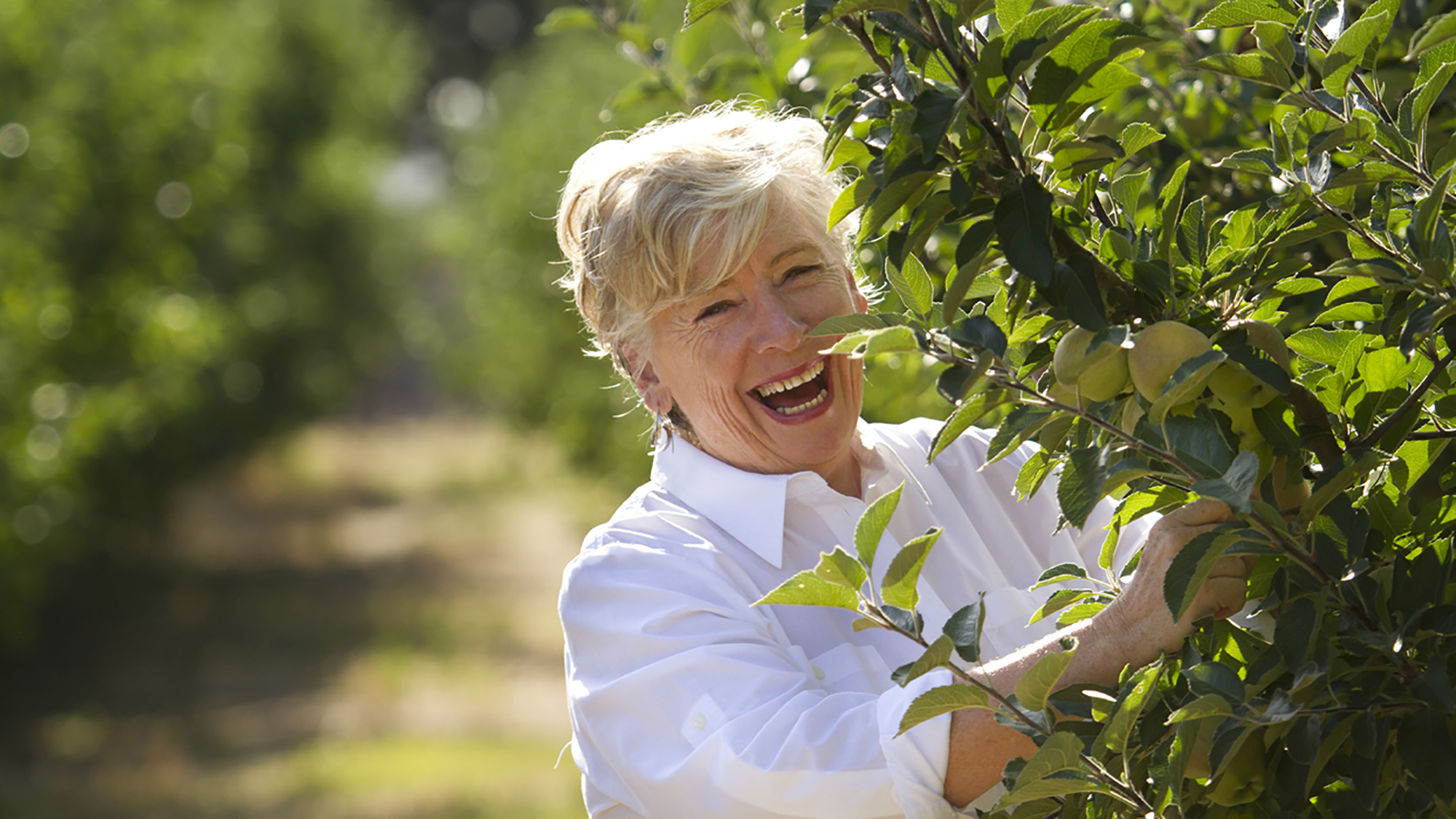 Maggie Beer reflects on the importance of food in aged care