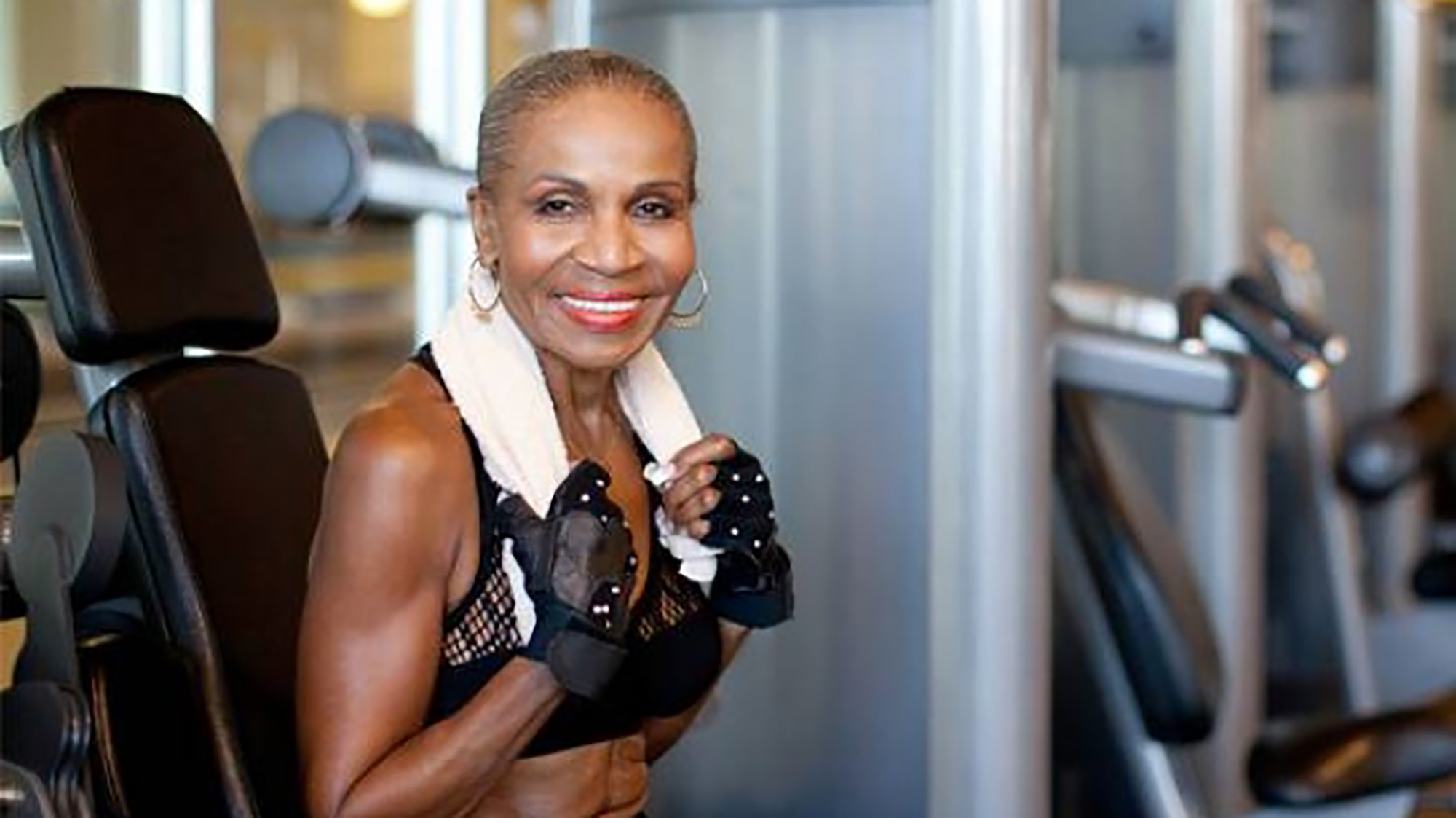 Is this 80-year-old the world's fittest grandma?