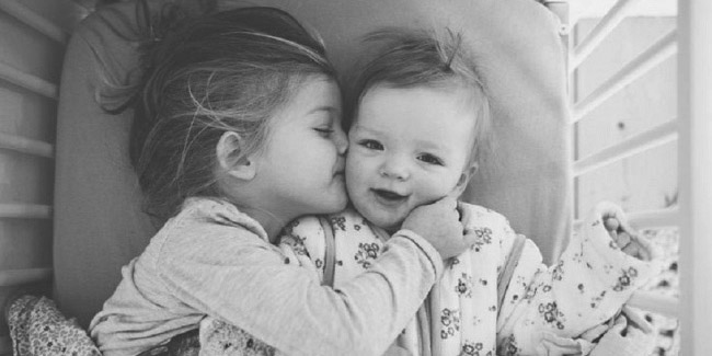 14 photos that prove every child needs a sibling   OverSixty