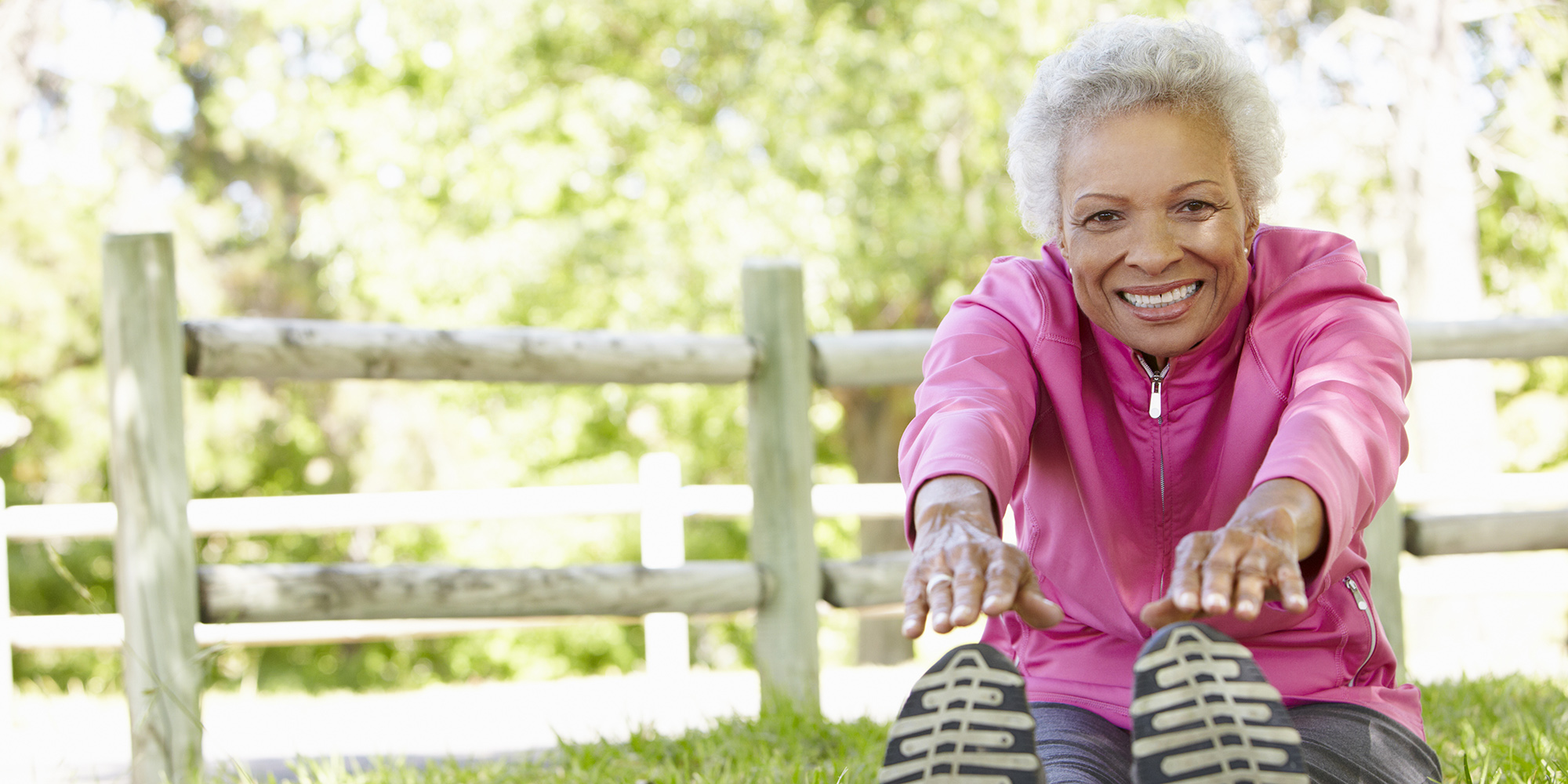 8 exercise tips for over-60s