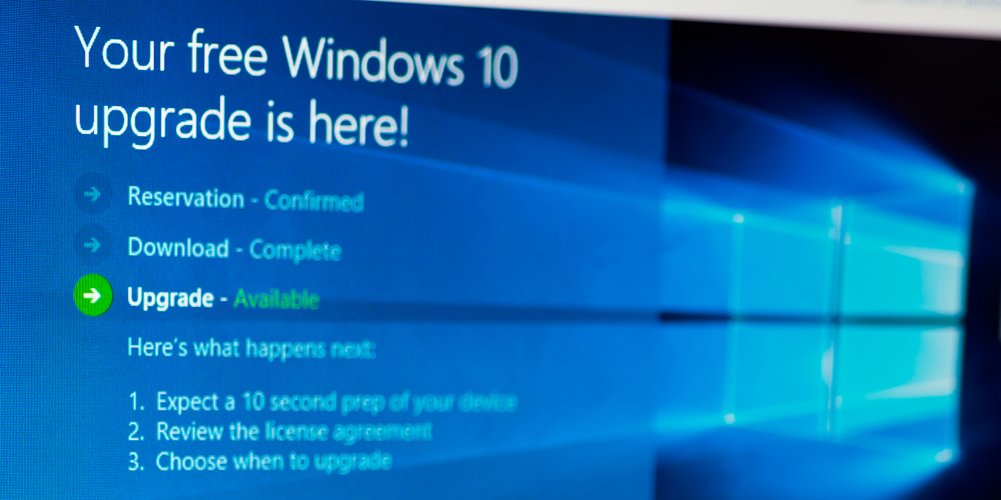 How to silence those Windows 10 upgrades