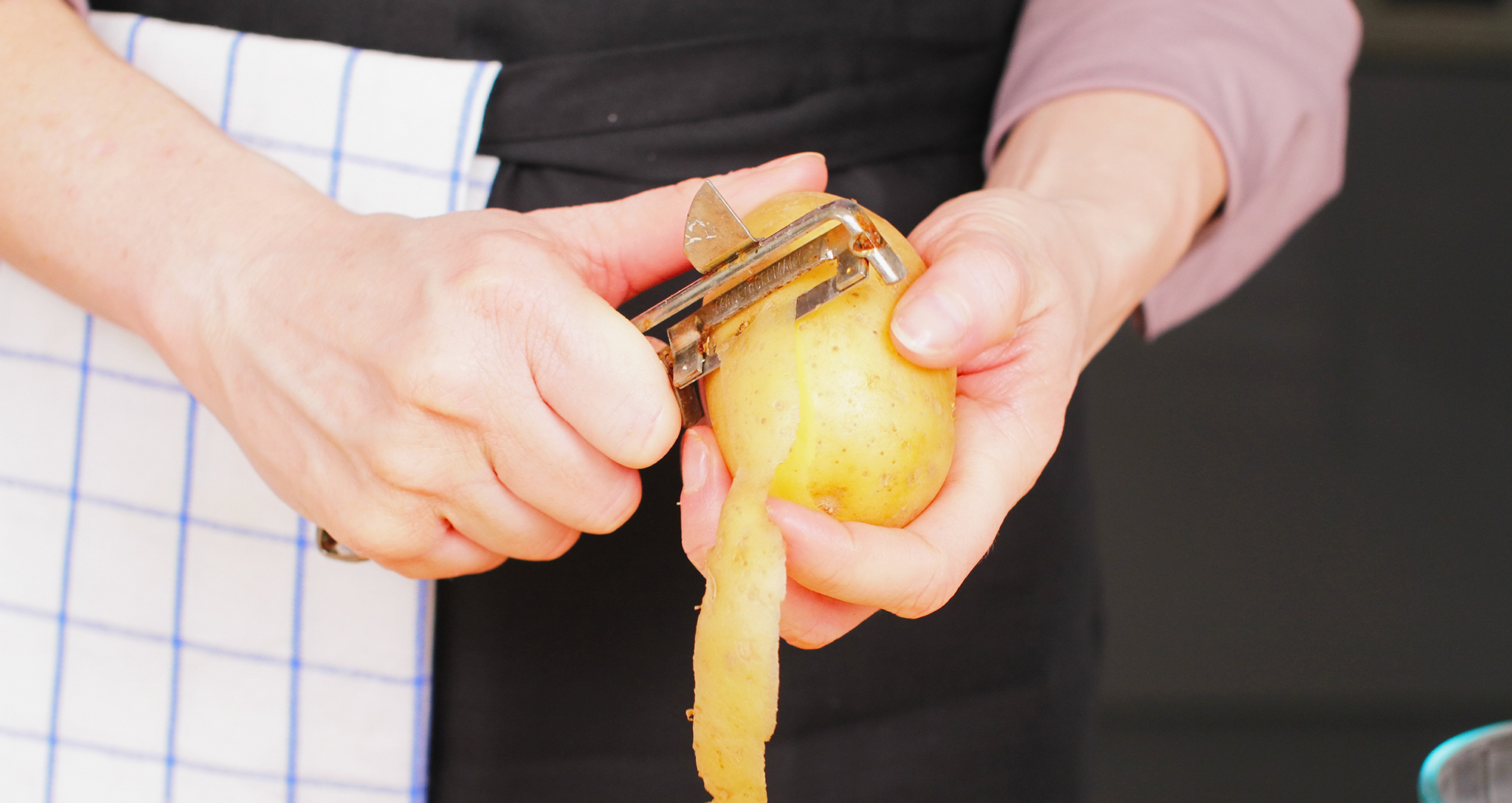 10 nifty new uses for your vegetable peeler
