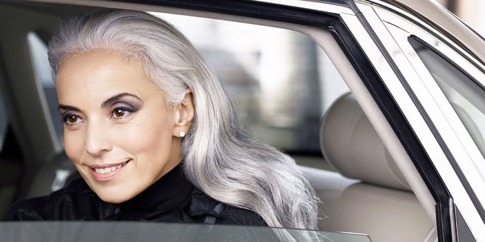 Meet the 60-year-old model disrupting ageing