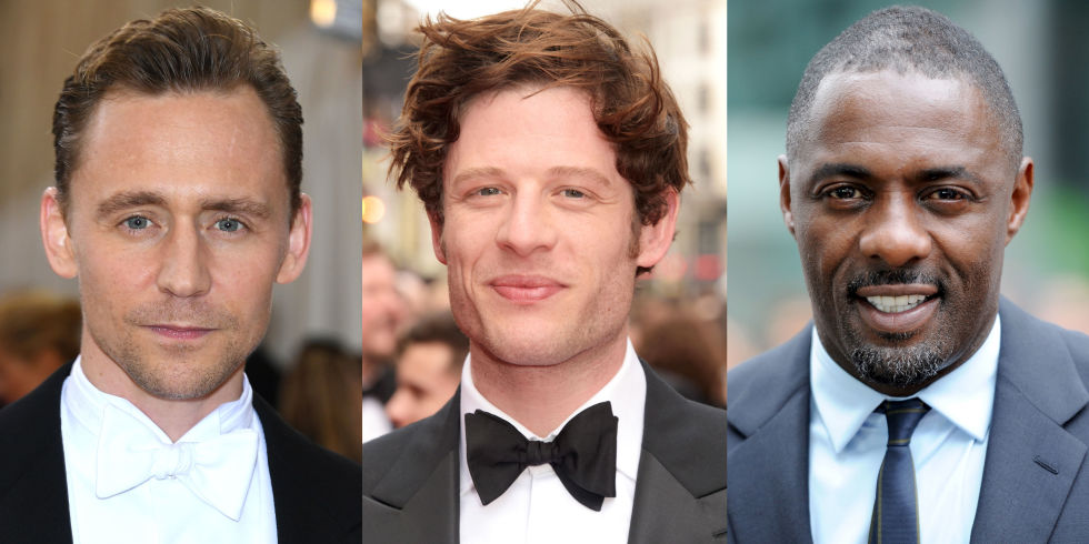 8 Actors Who Could Be The Next James Bond Oversixty