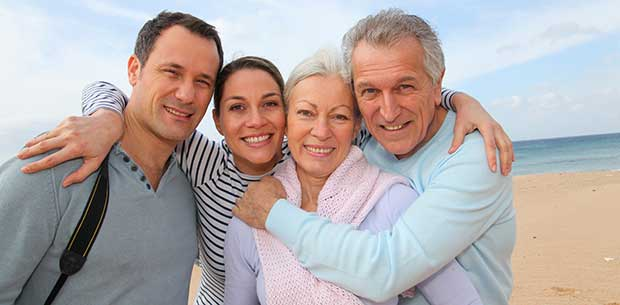 How to enjoy your adult children after 60