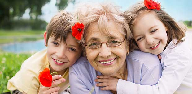 How to be a good step-grandparent