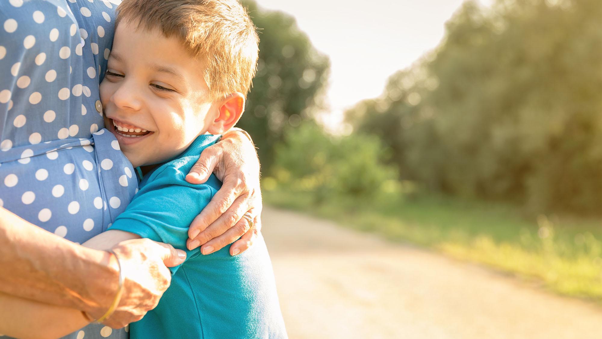 Grandparents are key to happy grandchildren