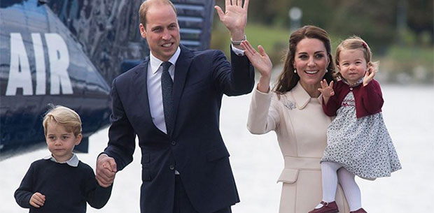 Duke and Duchess to ditch Queen for Christmas