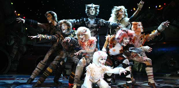 7 things you didn't know about the musical Cats