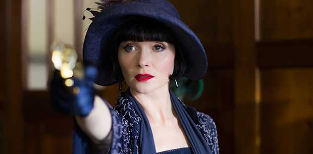 Miss Fisher's Murder Mysteries to become an action movie trilogy