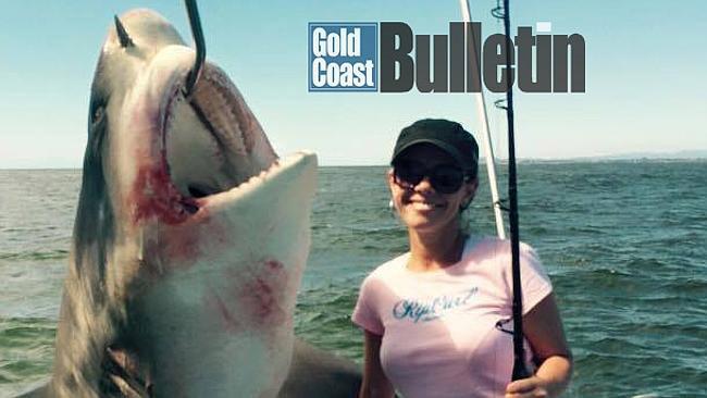 Monster shark caught off popular Gold Coast beach prompts warning