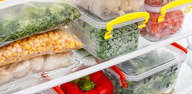 5 tips to help you perfectly organise your freezer