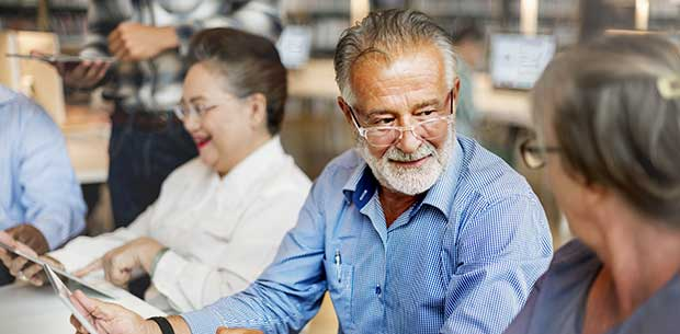 How I rediscovered a love of learning in retirement