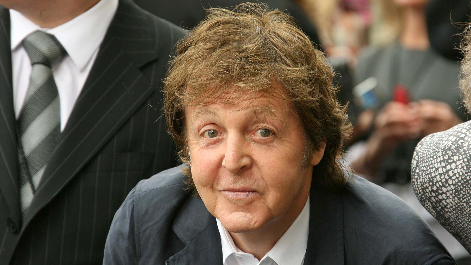 Paul McCartney is the oldest person to score a number one single in Australia