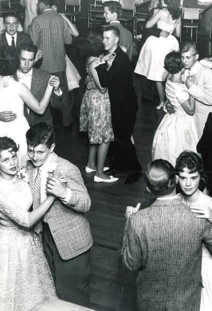 Teenage Dance Halls