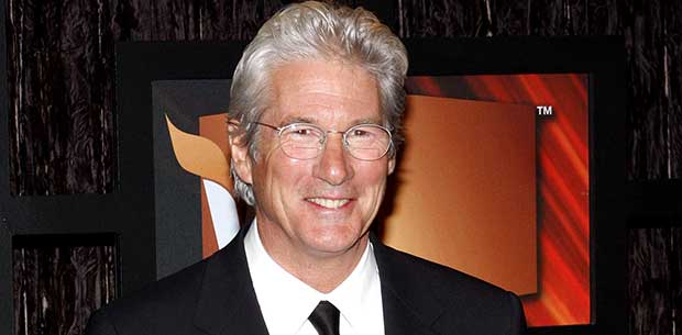 Richard Gere shunned by Hollywood