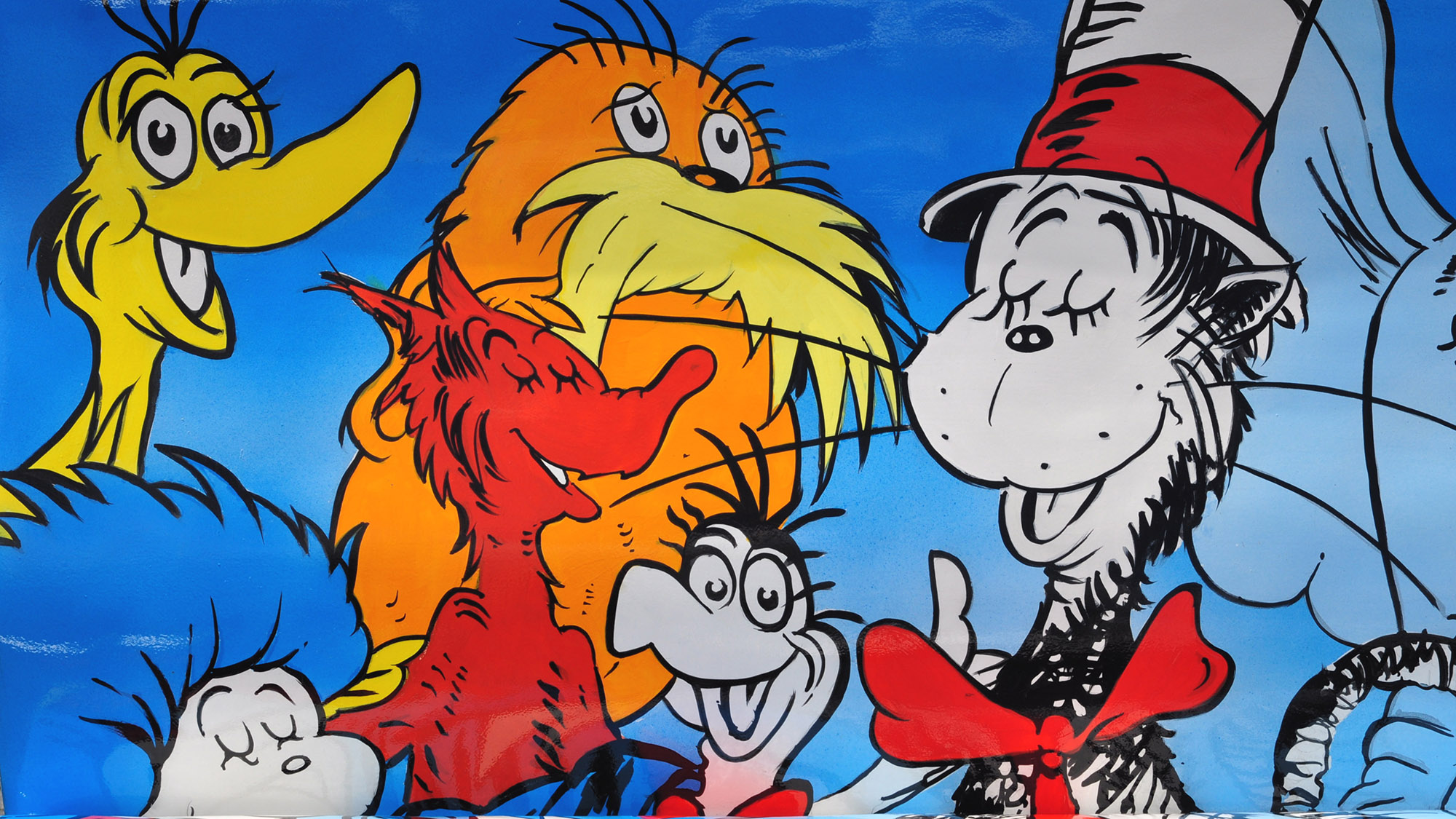 New Dr Seuss manuscript discovered by widow will be published