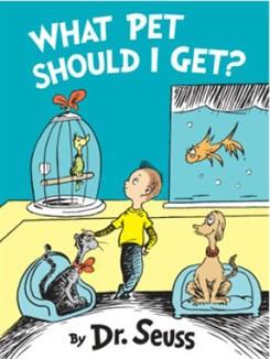 What Pet Shall I Get?
