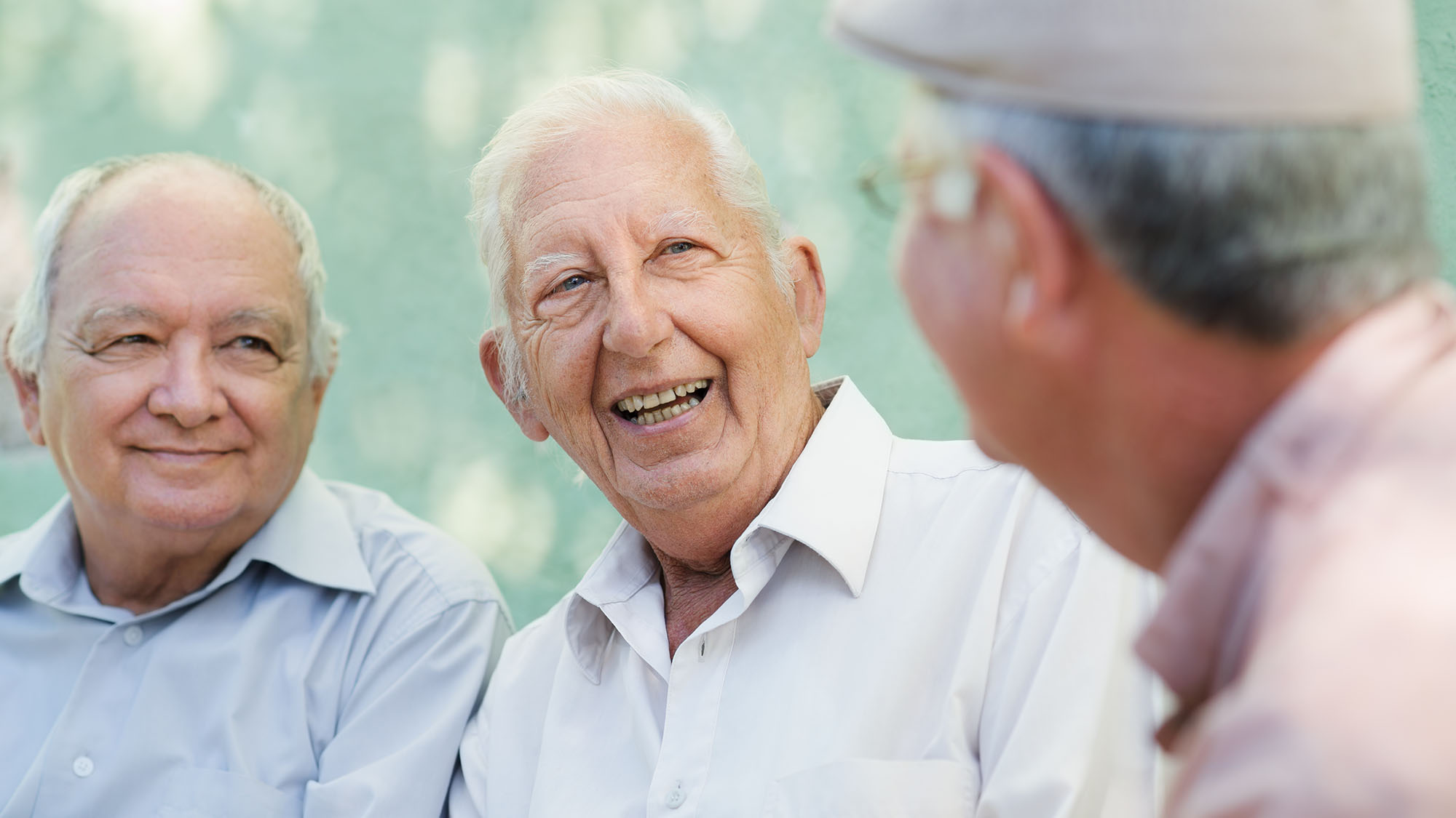 Study proves with age comes happiness | OverSixty