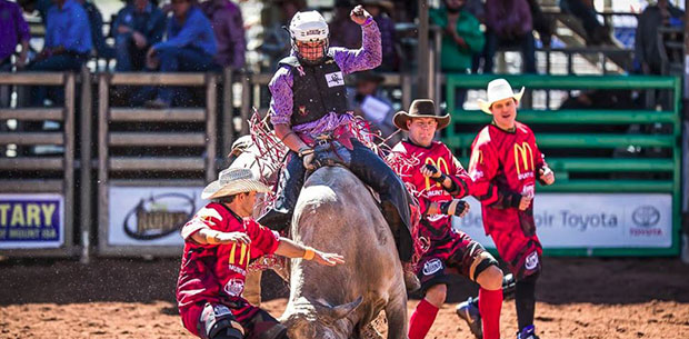 What The Mount Isa Rodeo Is Like Oversixty