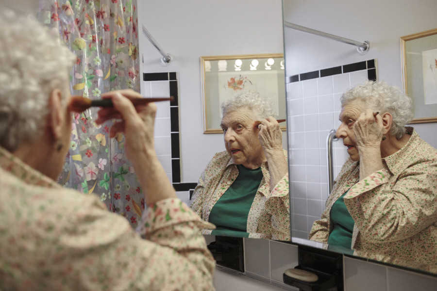 Photographer documents the days in the life of 80-plus women in New York City