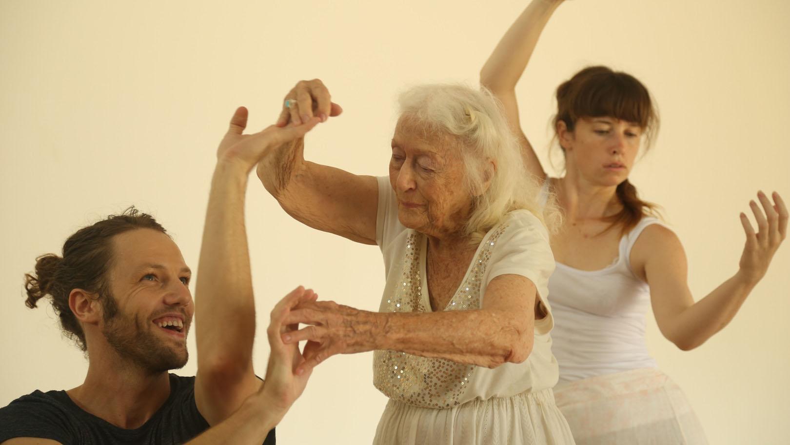 Meet 100-year-old Eileen Kramer. She's the longest-living working choreographer and dancer