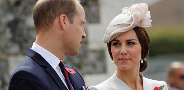 Prince William and Kate join the royal family on holidays in Balmoral