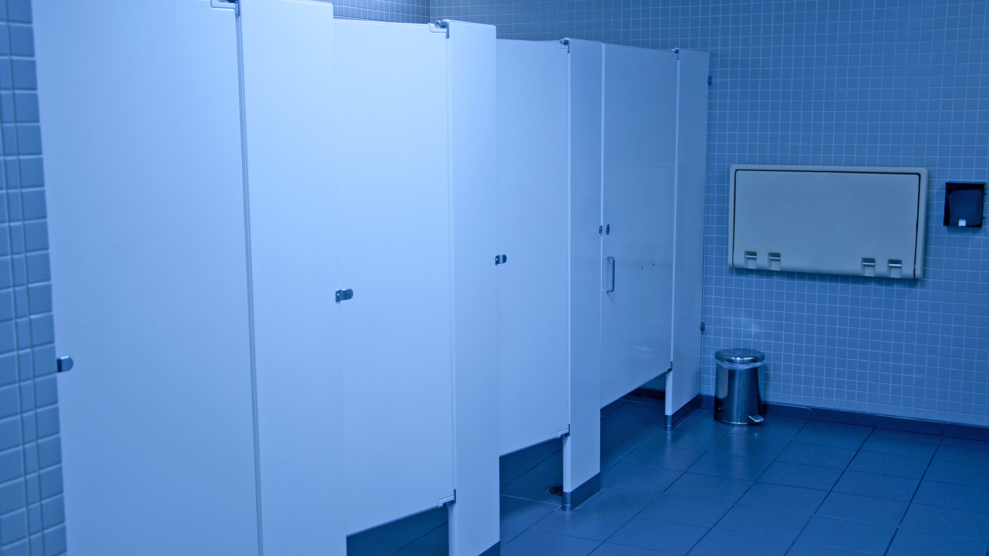 Can't do what you need to do in a public toilet? You're not alone