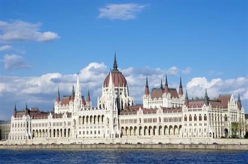 Budepest Parliament