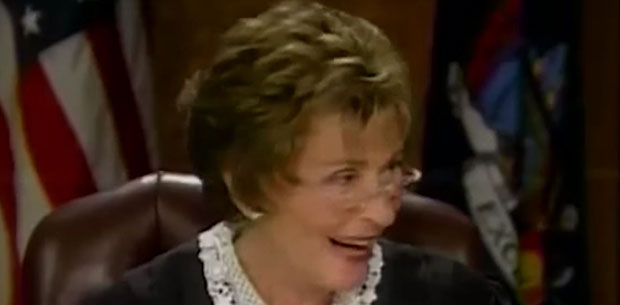 This is the most ridiculous case in Judge Judy history