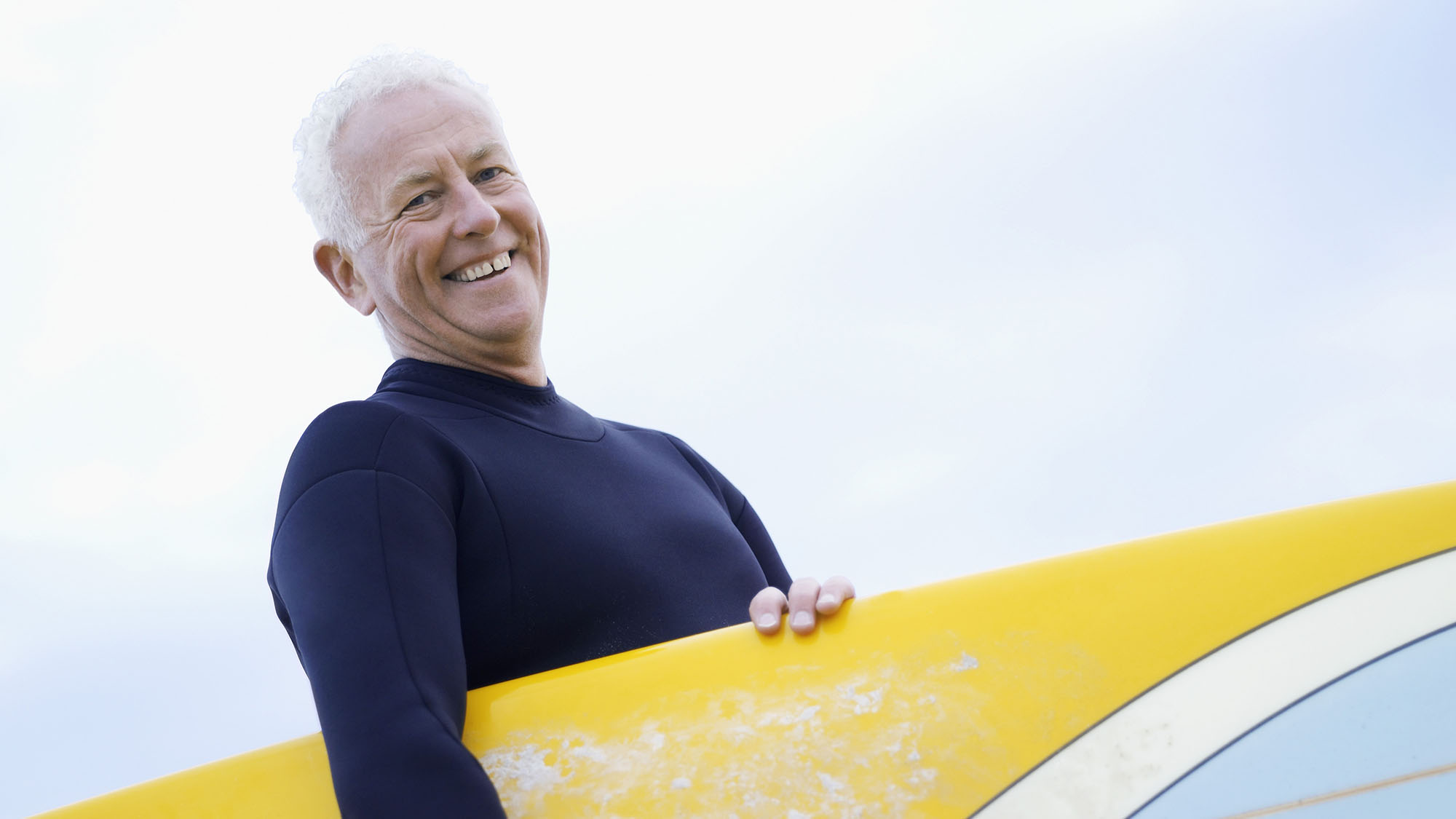 Surfing in your 60s – it can be life-changing