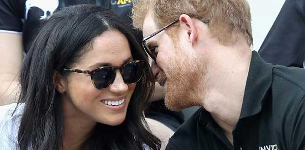Prince Harry takes Meghan Markle to meet the Queen