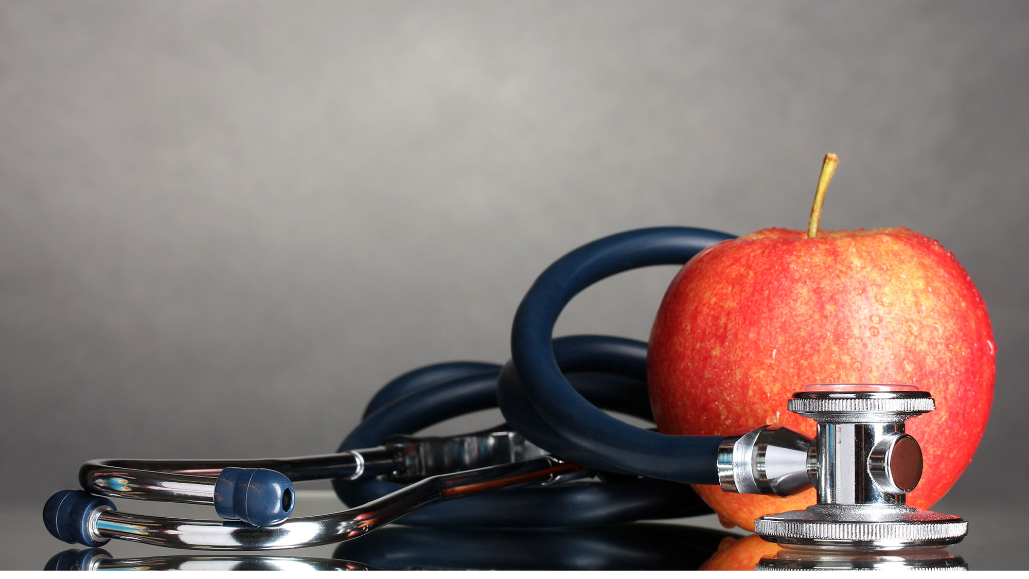 Does an apple a day actually keep the doctor away?