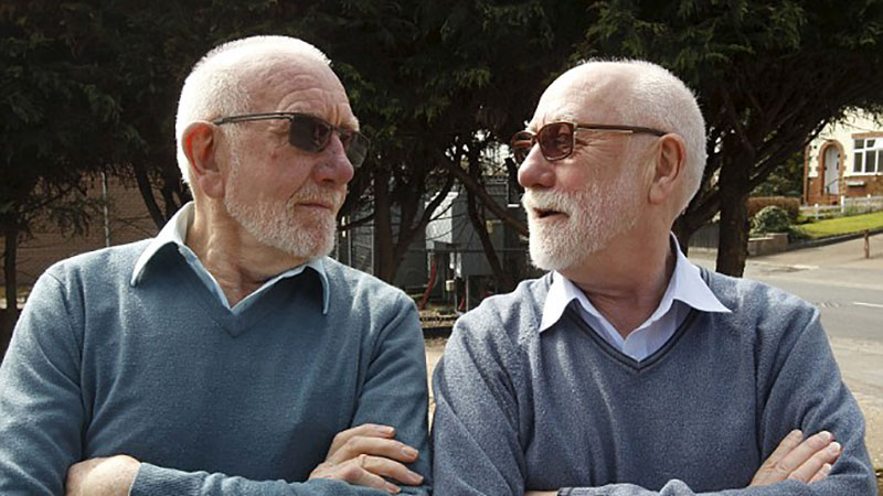 """Priest moves to small town and finds his """"twin"""" living there"""