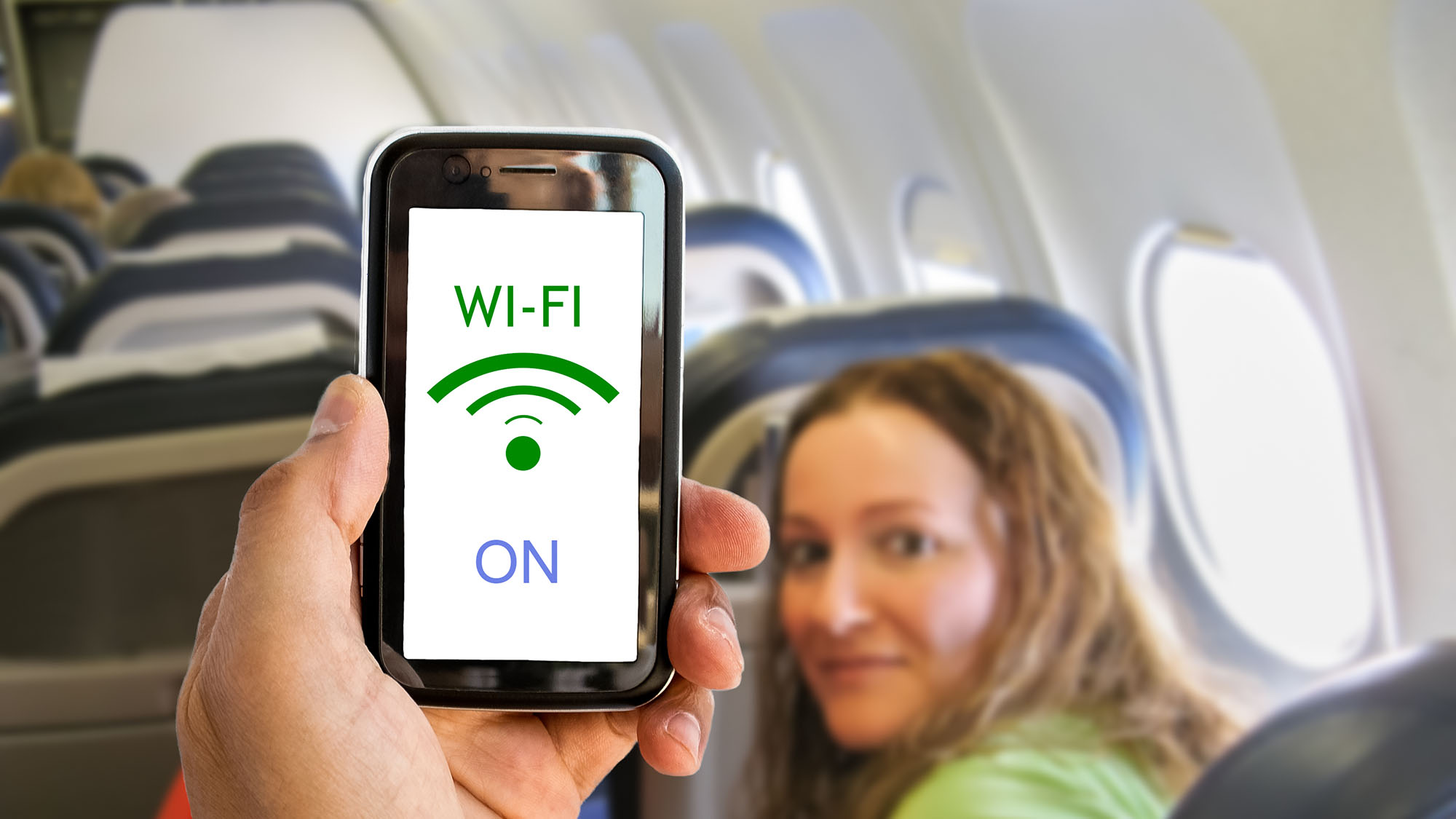 Why you need to be wary of wifi on planes